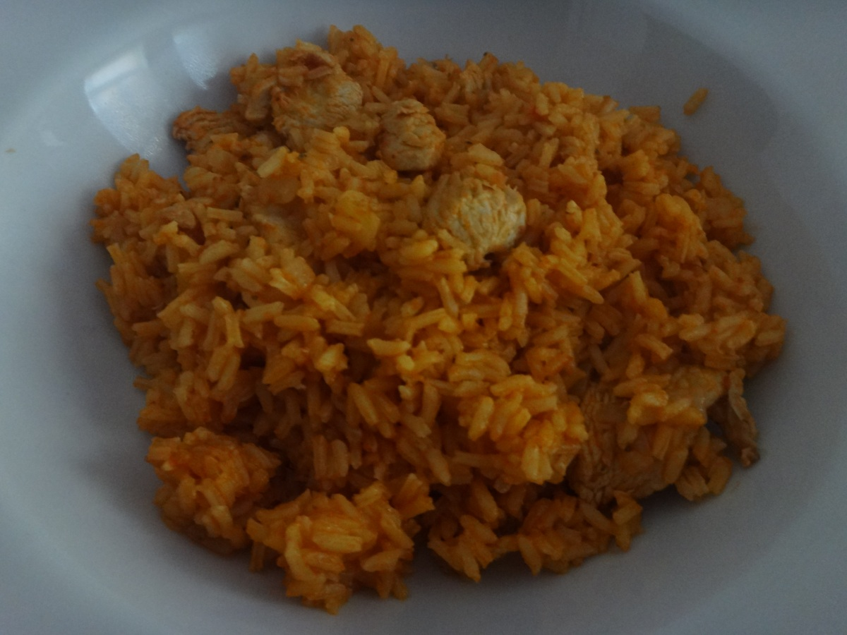 """""""reisfleisch"""" - austrian rice dish with meat"""