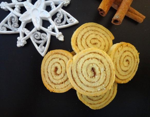cinnamon scroll cookies