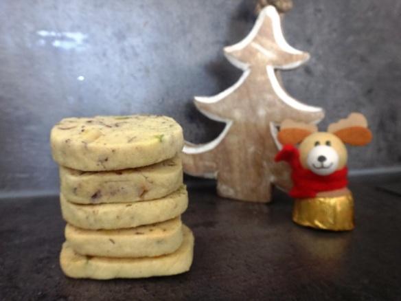vanilla nut cookies