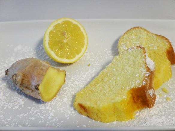ginger lemon cake