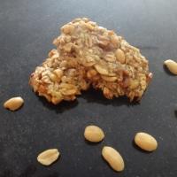 peanut toffee bars